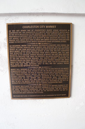 City Market of Charleston