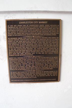 City Market of Charleston