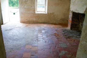 Slave quarters at Drayton Hall