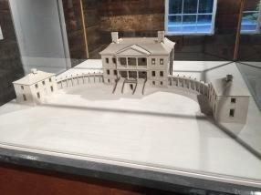 Drayton Hall model